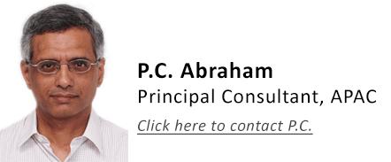Pricing Consultants - P.C. Abraham