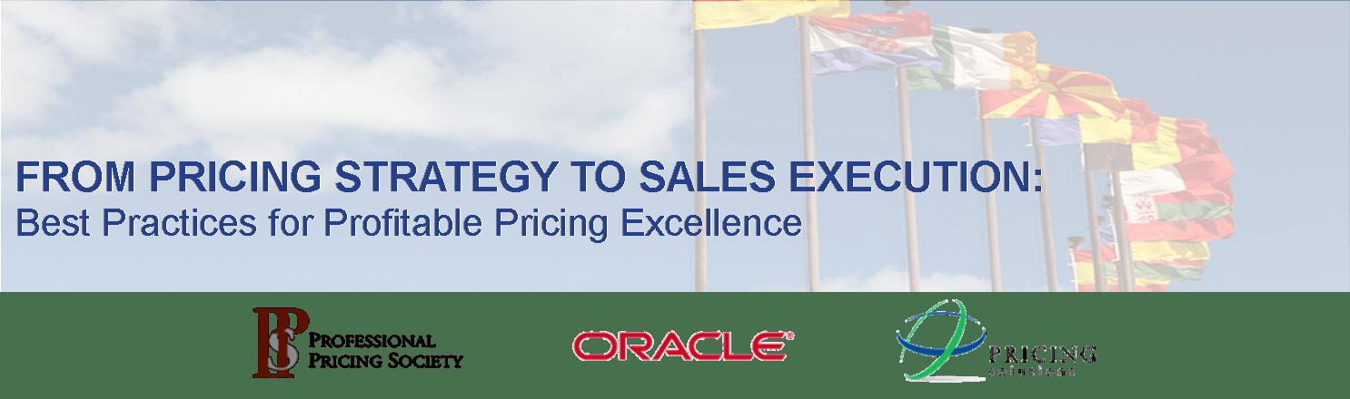 Pricing Training: European Pricing Workshop Tour 2015